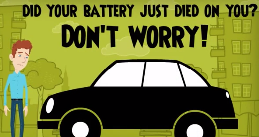 how to jumpstart your battery car