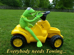 kermit-towing